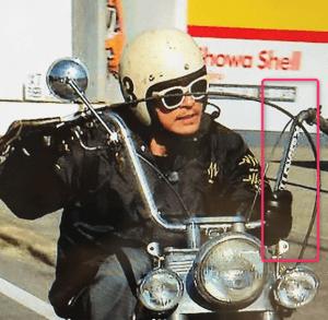 インスタのバイク